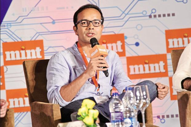 Anshuman Bapna, chief product officer (new developments), MakeMyTrip.
