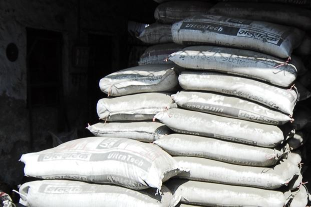 UltraTech Cement's revenue in the September quarter rose 6.1% from the year-ago period to Rs6,571.3 crore Photo: Mint