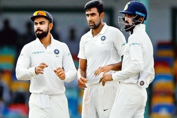 India's success in Tests, under captain Virat Kohli (left), will in future get a context through the world championship. Photo: Reuters