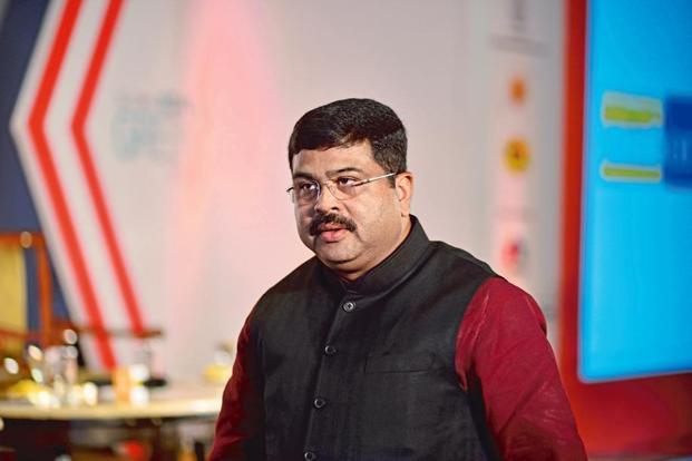 Dharmendra Pradhan launches piped natural gas project in Odisha