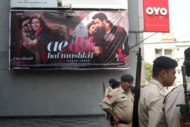 Two of Dharma Productions' movies, Ae Dil Hai Mushkil (2016), directed by Karan Johar, and Badrinath Ki Dulhania (2017), made it to the exclusive club of movies that earned upwards of Rs100 crore. Photo: PTI