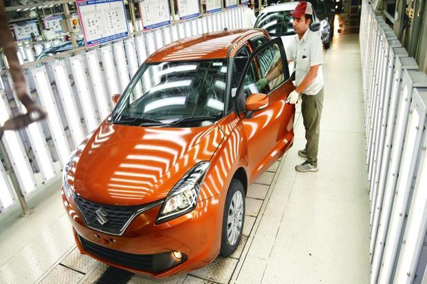 Hyundai Motor, which has been the top exporter, slipped to the fourth position this fiscal as it shipped 44,585 units, a decline of about 30%. Photo: Ramesh Pathania/Mint