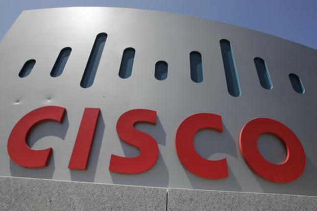 In May Cisco agreed to buy software-based networking start-up Viptela Inc. for $610 million