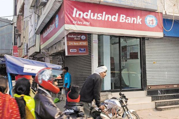 IndusInd Bank had 1,250 branches and 2,146 ATMs spread across 690 locations in India. Photo: Mint
