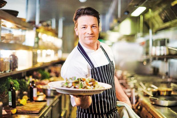 Jamie Oliver Knivar