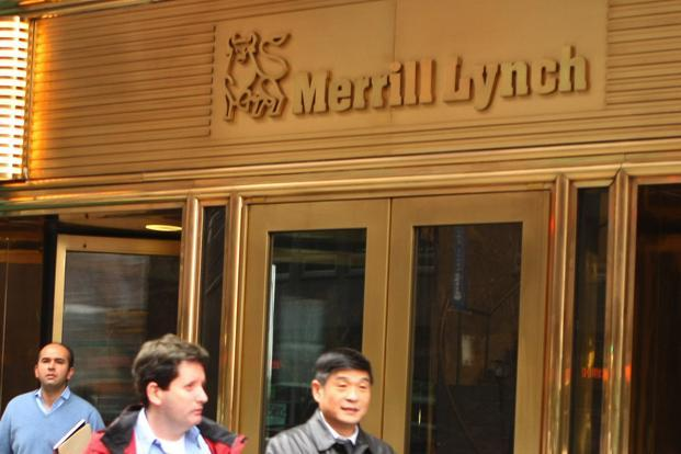 Merrill Lynch failed to report 68.5 million transactions between February 2014 and 2016, said the Financial Conduct Authority. Photo: Bloomberg