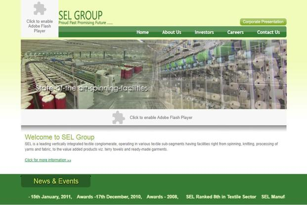 Ludhiana-based SEL Manufacturing has been facing financial difficulties because of aggressive expansion undertaken over the years.