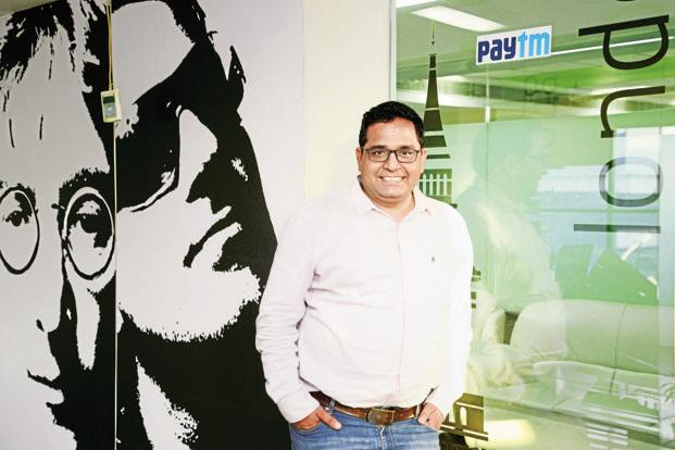 Paytm founder Vijay Shekhar Sharma. Photo: Ramesh Pathania/Mint
