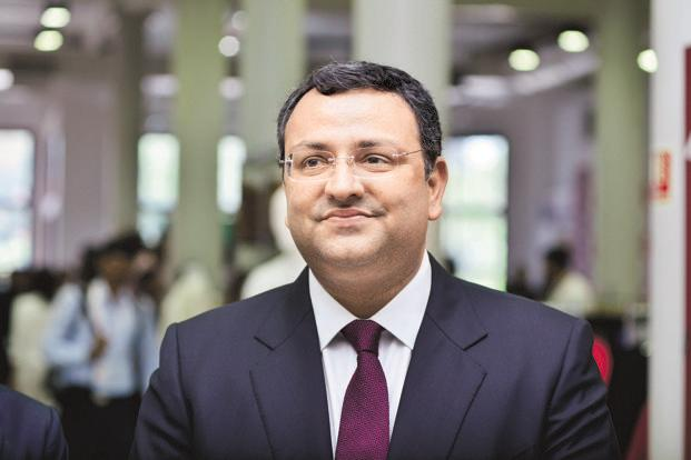 The paradox is that going into the job five years ago, Cyrus Mistry would have seemed a more natural fit for the position of chairman. Photo: Aniruddha Chowdhury/Mint