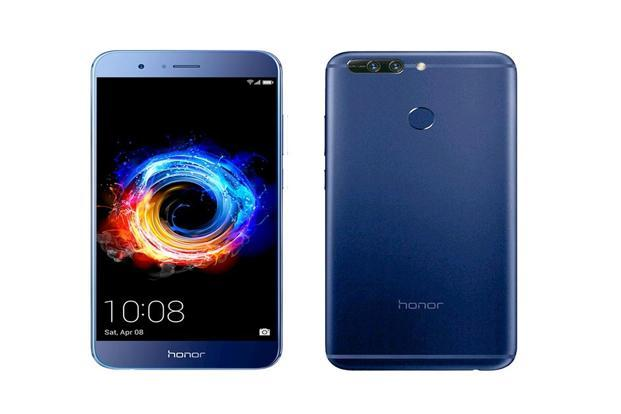 With the Honor 8 Pro, users get a bigger 5.7-inch screen with higher resolution of 2,560x1,440p.