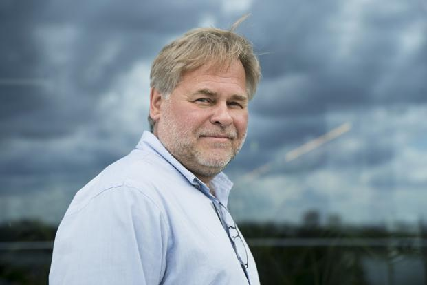 Eugene Kaspersky has denied any inappropriate link to the Russian government. Photo: AP