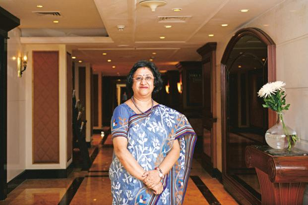 If Indian economy has to grow, capital has to be given to banks, says former SBI chairman Arundhati Bhattacharya on the bank recapitalisation plan. Photo: Mint