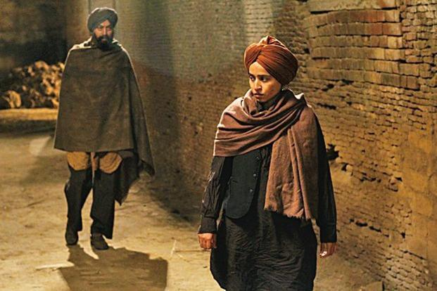 Irrfan Khan and Tillotama Shome in a still from the 2013 film 'Qissa'.