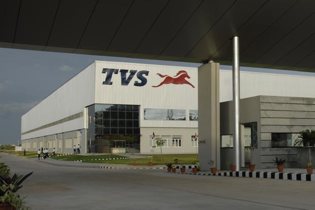 Hosur-based TVS is looking to strengthen its presence in the Caribbean region. Photo: Hemant Mishra/Mint