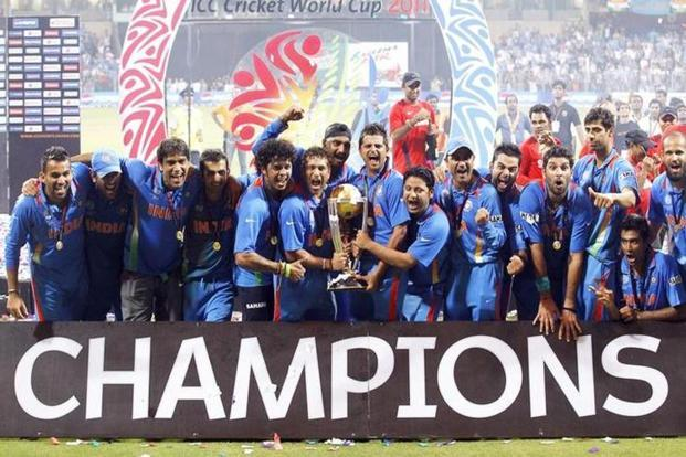 The Indian squad that won the World Cup 2011 included Sachin Tendulkar, Virat Kohli and M.S. Dhoni as well as players from west Delhi, such as Gautam Gambhir and Ashish Nehra, and players from Gujarat, such as Yusuf Pathan and Munaf Patel. Photo: Reuters