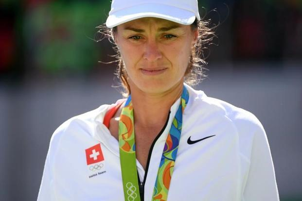 Martina Hingis, 37, amassed five Grand Slam singles titles, 13 Grand Slam doubles titles, and seven Grand Slam mixed doubles titles during her stop-start career. Photo: