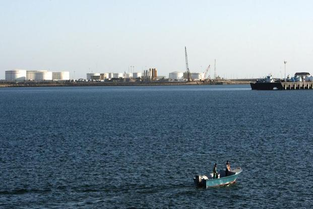 1st shipment to Chabahar flagged off from Kandla