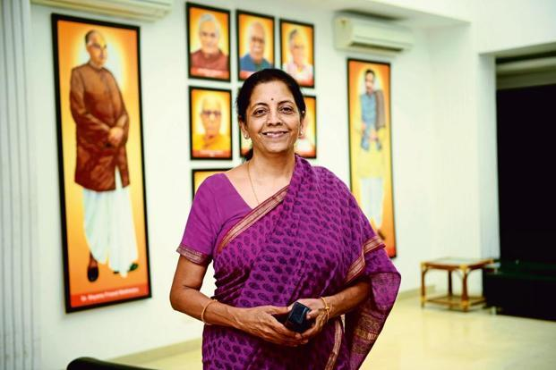 Nirmala Sitharaman issues directions for time-bound action on issues like resolution of licensing, tax-related matters and commercialisation of technologies. Photo: Pradeep Gaur/Mint