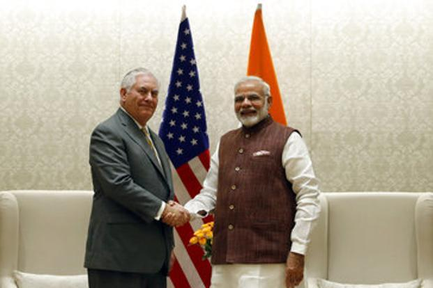 Alice G Wells says during his India visit, Tillerson focused on how US, India can promote regional stability in the South Asia. Photo: AP