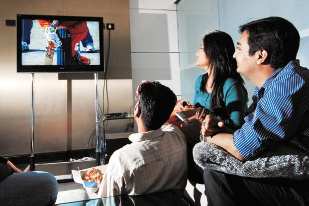 For the last 13 weeks, Barc has recorded a weekly average of 28.4 billion impressions. Photo: Priyanka Parashar/Mint