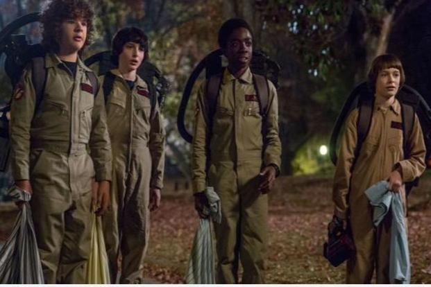 'Stranger Things' remixes a lot of 80s Steven Spielberg and Stephen King, and tosses it up in a wonderfully engaging way.