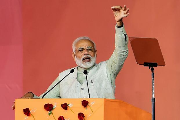 Prime Minister Narendra Modi's comment bears significance as it came ahead of the assembly elections in Gujarat. Photo: AFP