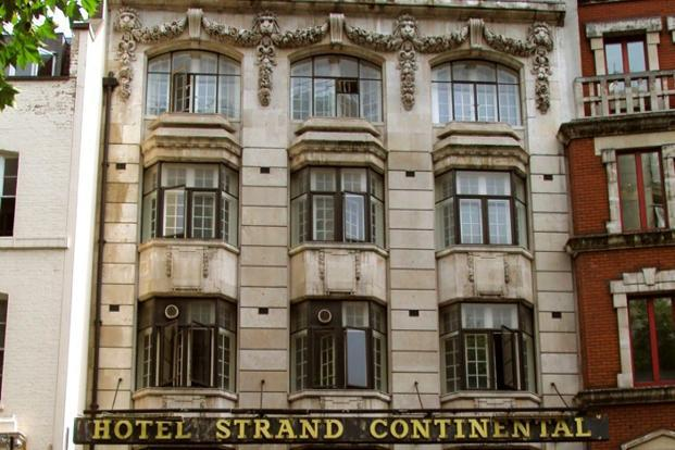 India Club located in Hotel Strand Continental in London has become a place where visiting Indian students, scholars, politicians as well as British intellectuals could grab a 'curry meal'.