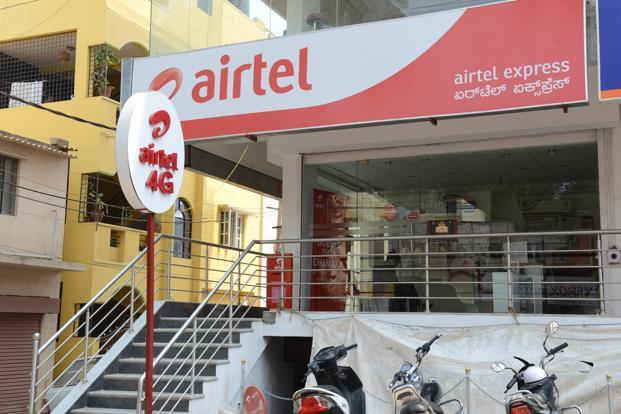 After making a positive opening, shares of Bharti Airtel further jumped 9.41% to its 52-week high of Rs544.50 on BSE. Photo: Mint