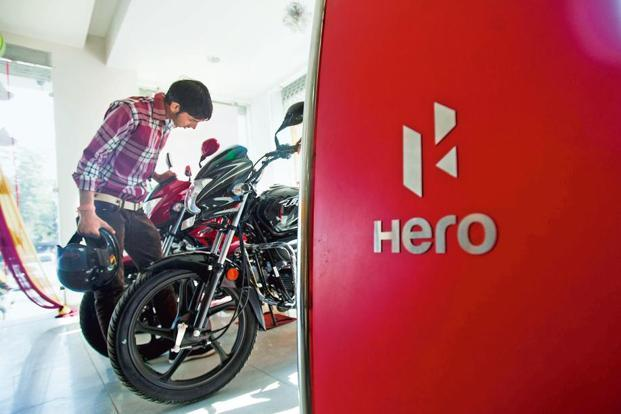 Hero MotoCorp net rises a tad at Rs 1010 cr