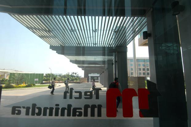 Tech Mahindra's revenue from operations was up 6.1% at Rs7,606.38 crore during the quarter. Photo: Mint