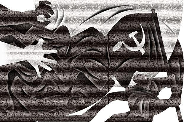Capitalism in the advanced countries softened its hard edges in response to the Communist challenge. Illustration: Jayachandran/Mint