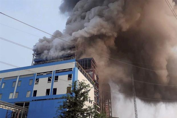 NTPC power plant blast: Death toll rises to 32, NHRC serves notice ...
