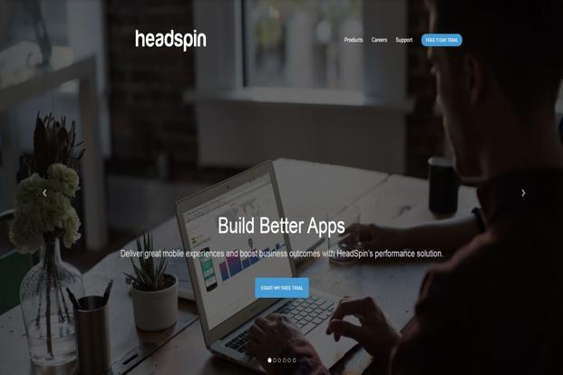 Headspin offers a mobile testing platform for an application developer or a start-up to test and fix bugs, without writing any code, before the app is released to the public.