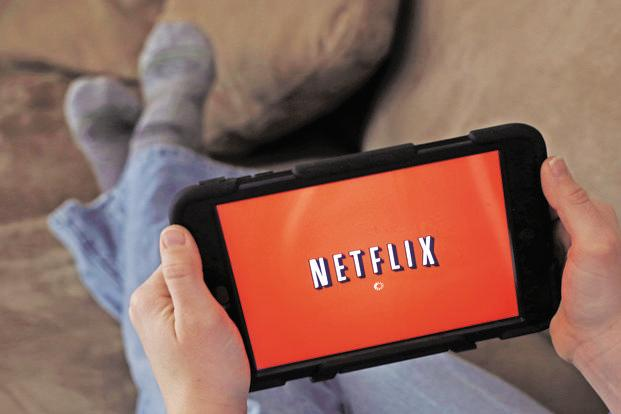 Netflix entered India in January 2016 with a content subscription plan of Rs500 per month. It offers two other plans priced at Rs650 and Rs800 per month. Photo: AP