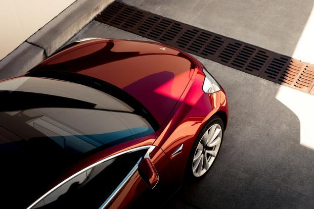 Tesla has always expected to spend heavily in the second half of the year on the Model 3 as kinks in the lines are worked out and production accelerates. Photo: Reuters