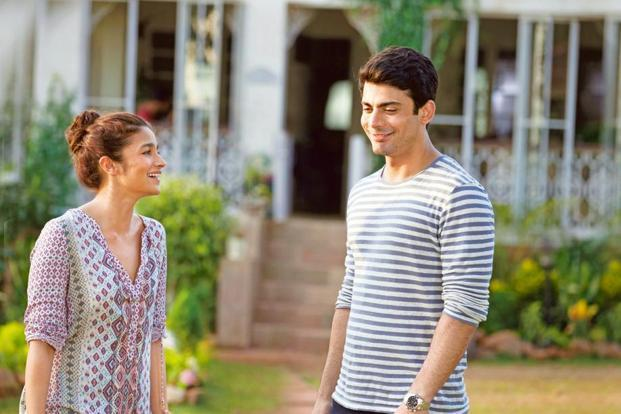 A scene from Kapoor & Sons.