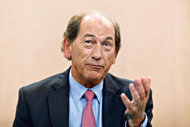 Paul Bulcke, chairman of the board of directors at Nestle SA. Photo: Bloomberg