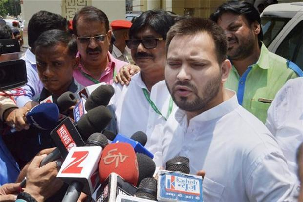 Railway hotel tender case: ED summons Tejashwi Yadav on November 13