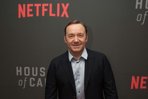 Netflix suspended production of the upcoming sixth and final season of House of Cards. Photo: AFP