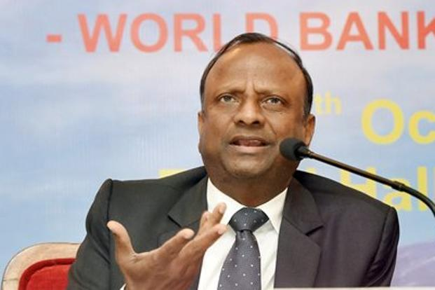SBI chairman Rajnish Kumar. Photo: PTI