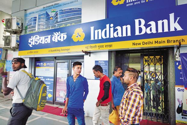 Indian Bank's total income rose to Rs4,874.16 crore for the quarter, up from Rs4,579.01 crore in the year-ago quarter. Photo: Mint
