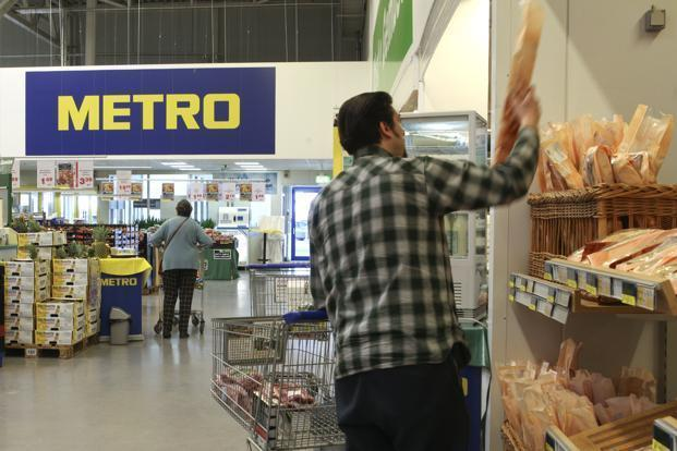 By 2020, the company has plans to have 50 stores in India, one of Metro AG's four focus markets for future. Photo: Bloomberg