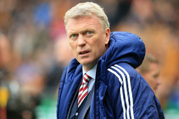 Former Manchester United boss David Moyes has been out of management since he resigned from his post at Sunderland at the end of last season. Photo: AFP