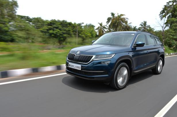 The price tag of Rs34.49 lakh (ex-showroom, India) for the fully loaded 4x4 TDI DSG version, makes Skoda Kodiaq more expensive than the VW Tiguan, Toyota Fortuner and Ford Endeavour.
