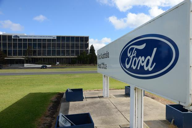 Ford has said it plans for 70% of all of its vehicles sold in China to have electric powertrain options by 2025. Photo: Bloomberg