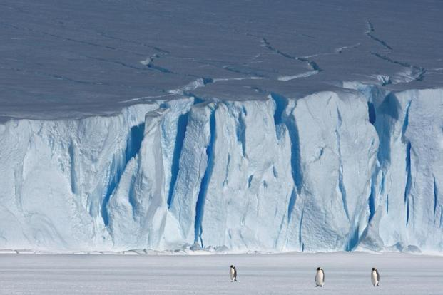 Hot Mantle Plume Is Melting Antarctica From Beneath, NASA Study Finds