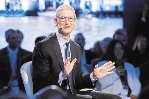 Apple chief executive Tim Cook considers augmented reality less isolating than virtual reality and as potentially revolutionary as the smartphone. Photo: Reuters