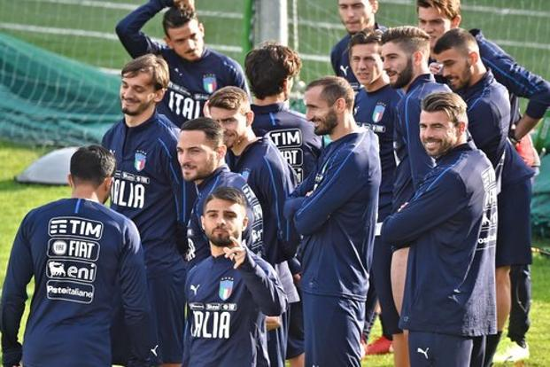 Juventus captain Gigi Buffon: We can't think about Italy missing World Cup