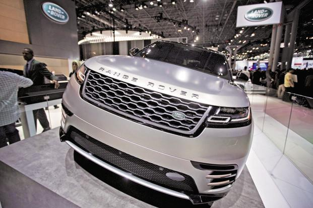 Velar peps up JLR sales