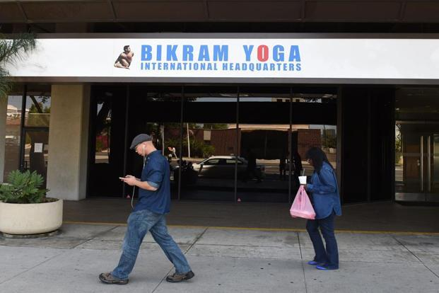 Bikram yoga founder Bikram Choudhury has been accused of sexual assault by his yoga practitioners, students, instructors and teacher trainees. Photo: AFP